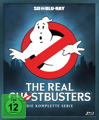 The Real Ghostbusters - Die komplette Serie (Mediabook, 3 Blu-ray)