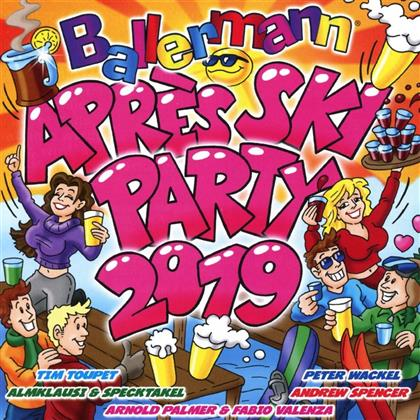 Ballermann Après Ski Party 2019 (2 CDs)