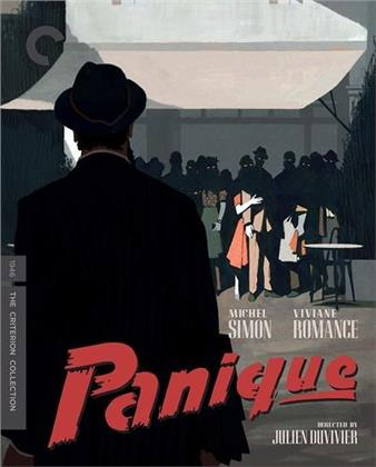 Panique (1946) (Criterion Collection)