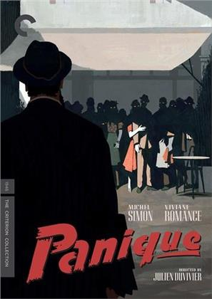Panique (1946) (s/w, Criterion Collection)