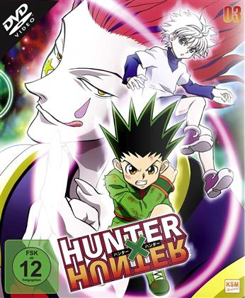 Hunter X Hunter - Vol. 3 (2011) (2 DVDs)