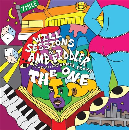 Will Sessions & Amp Fiddler - The One (2 LPs)