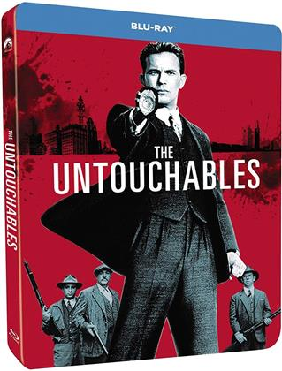 The Untouchables (1987) (Limited Edition, Steelbook)