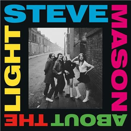 Steve Mason - About The Light (Deluxe Edition, Limited Edition, LP)