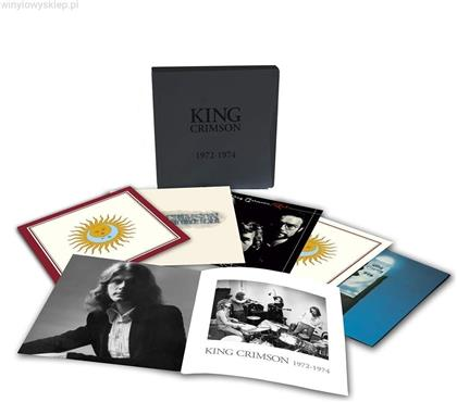 King Crimson - 1972-1974 (Limited Edition, 6 LPs)