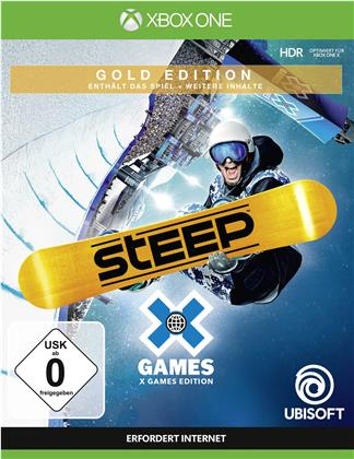 Steep X Games (German Gold Edition)