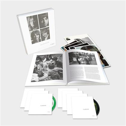 The Beatles - White Album (Limited Super Deluxe Box, 50th Anniversary Edition, 6 CDs + Blu-ray)