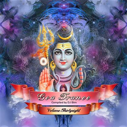 Goa Trance Vol. 38 (2 CDs)