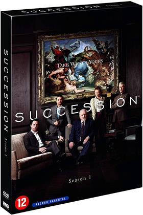 Succession - Saison 1 (3 DVD)