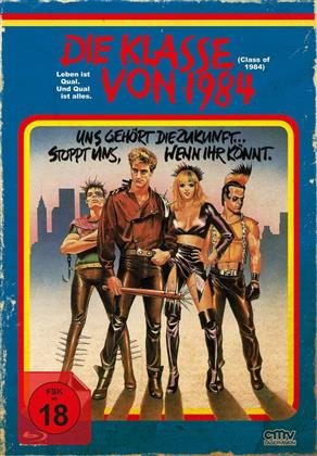 Die Klasse von 1984 (1982) (VHS-Edition, Limited Edition, Remastered, Blu-ray + DVD)