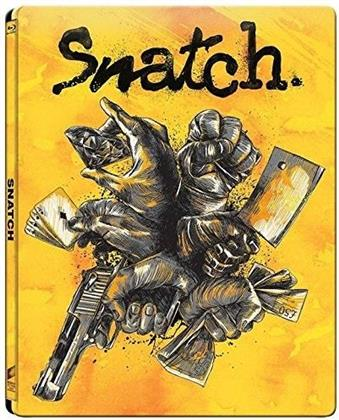 Snatch - Lo strappo (2000) (Project Pop Art, Limited Edition, Steelbook)