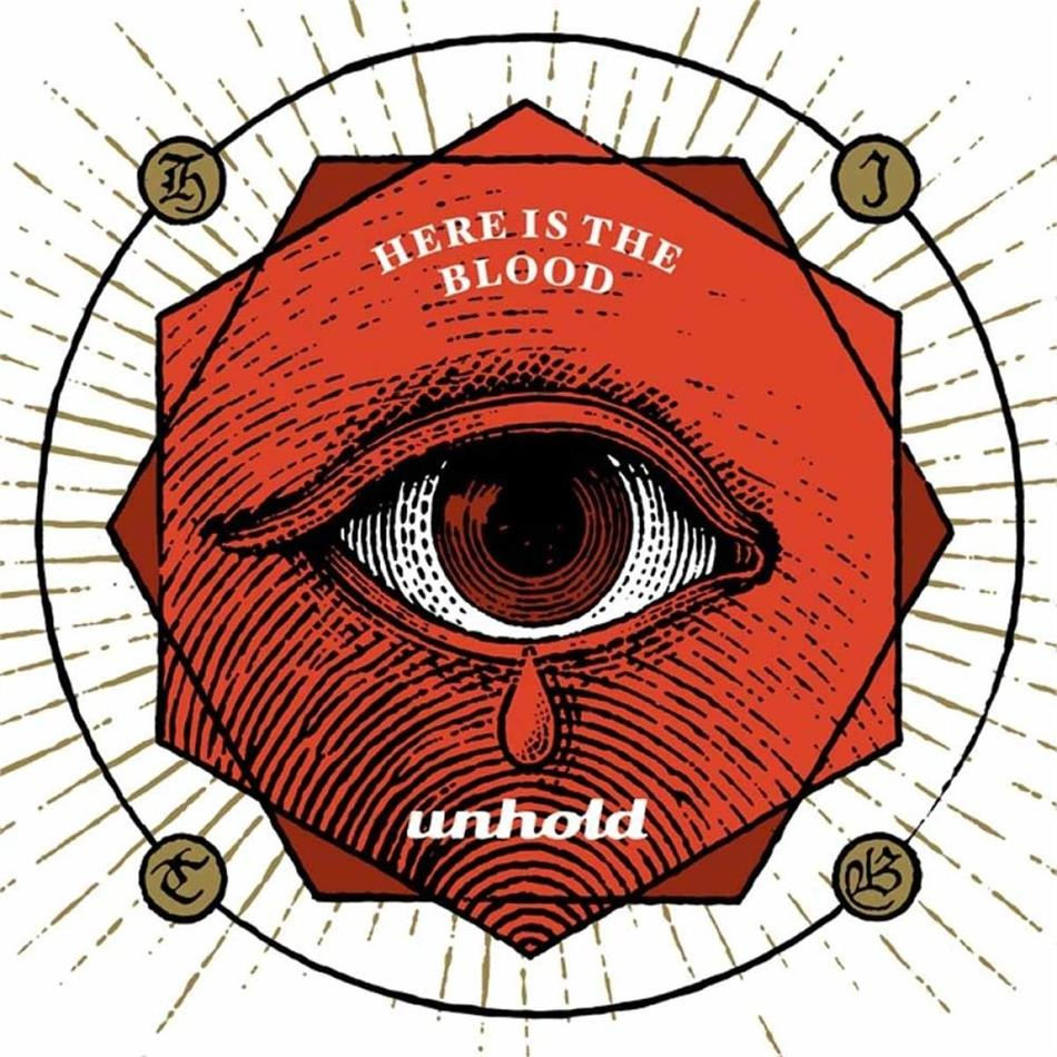 Unhold - Here Is The Blood (LP)