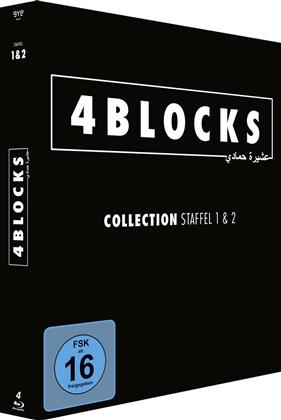 4 Blocks - Staffel 1 & 2 (4 Blu-rays)