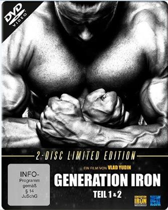 Generation Iron 1+2 (Limited Edition, 2 DVDs)