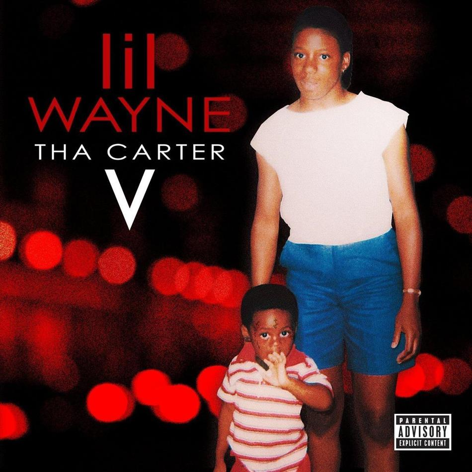 Lil Wayne - The Carter V (2 CDs)