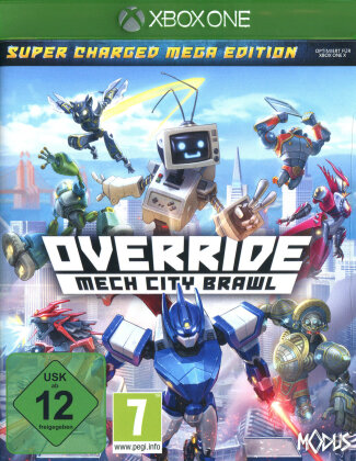 Override - Mech City Brawl - Super Charged Mega Edition