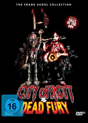 City Of Rott / Dead Fury (Mediabook, 2 DVDs)