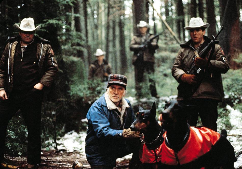 Rambo Acorralado 1982 4K Ultra HD 2160p