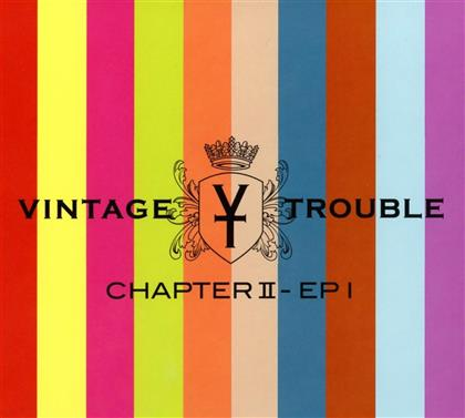 Vintage Trouble - Chapter II (2 CDs)