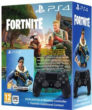 PS4 Controller original wireless Dual Shock 4 - (Fortnite Edition)