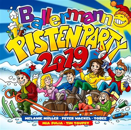Ballermann Pistenparty (Selected Sound, 2 CDs)