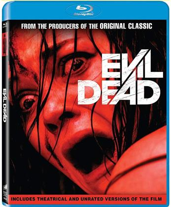 Evil Dead (2013) (Cinema Version, Unrated, 2 Blu-rays)