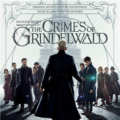 Howard James Newton - Fantastic Beasts: The Crimes Of Grindelwald - OST (2 LPs)