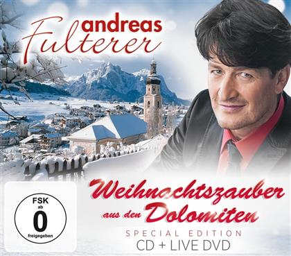 Andreas Fulterer - Weihnachtszauber aus den Dolomiten (2018 Special Edition, Special Edition, CD + DVD)