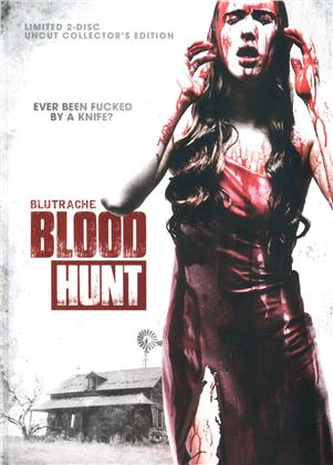 Blood Hunt (2017) (Cover A, Collector's Edition, Limited Edition, Mediabook, Uncut, Blu-ray + DVD)