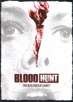 Blood Hunt (2017) (Cover D, Collector's Edition, Limited Edition, Mediabook, Uncut, Blu-ray + DVD)