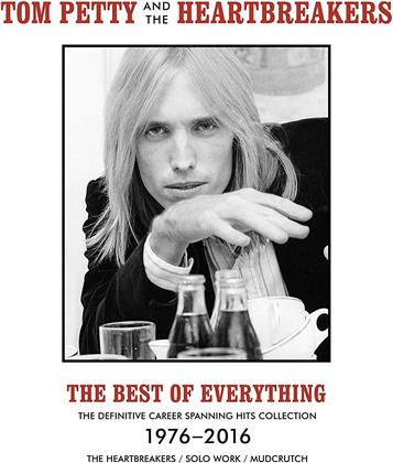 Tom Petty - Best Of Everything - Definitive Career Spanning