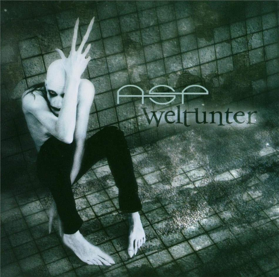 ASP - Weltunter (Limited Edition, 2 LPs)