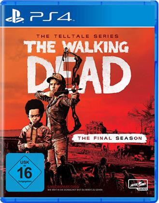 The Walking Dead Final Season (German Edition)