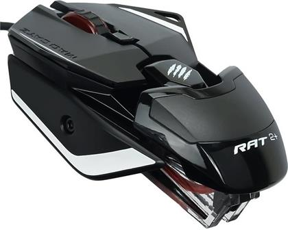 MadCatz R.A.T. 2+ Optical Gaming Mouse - Black