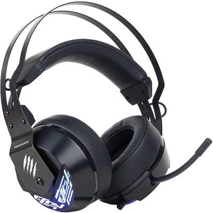 MadCatz F.R.E.Q. 4 Stereo Gaming Headset - Black