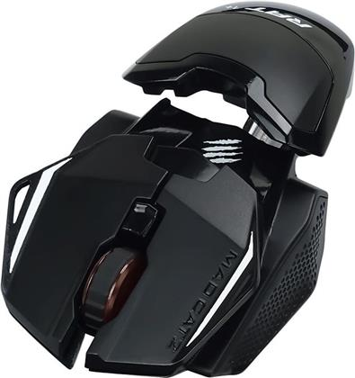 MadCatz R.A.T. 1+ Optical Gaming Mouse - Black
