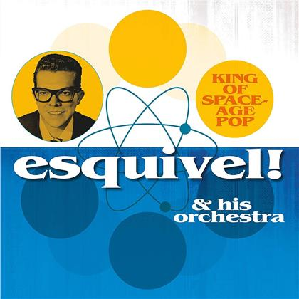 Esquivel & His Orchestra - King Of Space-Age Pop (Vinyl Passion, LP)