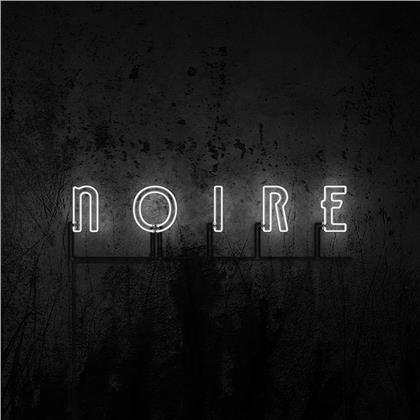 VNV Nation - Noire (Limited Edition, Clear Vinyl, LP)