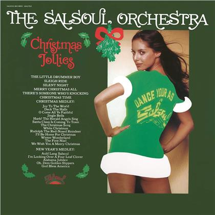 Salsoul Orchestra - Christmas Jollies (2018 Reissue, Red Vinyl, LP)