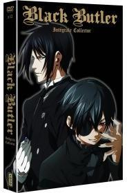 Black Butler - Intégrale Saisons 1 & 2 / Bookf of Circus / Book of Murder (Collector's Edition, 13 DVDs)
