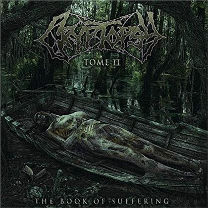 Cryptopsy - The Book Of Suffering - Tome II (Etched, LP)