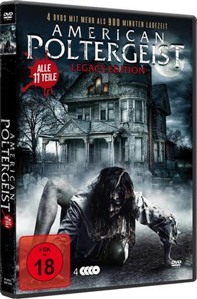American Poltergeist 1-11 (Legacy Edition, Uncut, 4 DVDs)