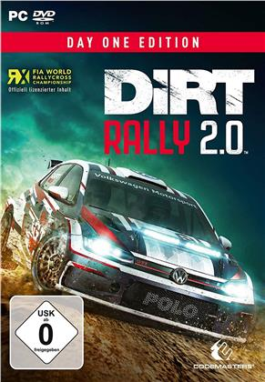 DiRT Rally 2.0 (German Day One Edition)