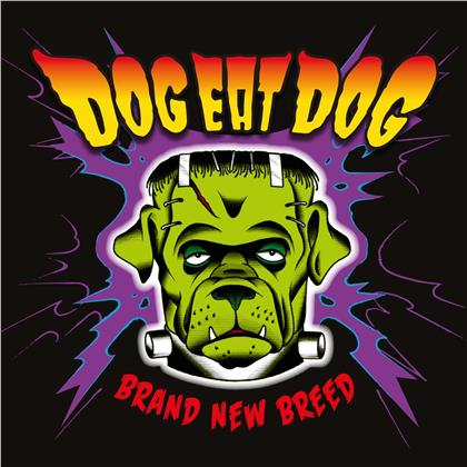 Dog Eat Dog - Brand New Breed (Digipack)