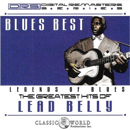 Leadbelly - Blues Best&#x3b; Greatest Hits
