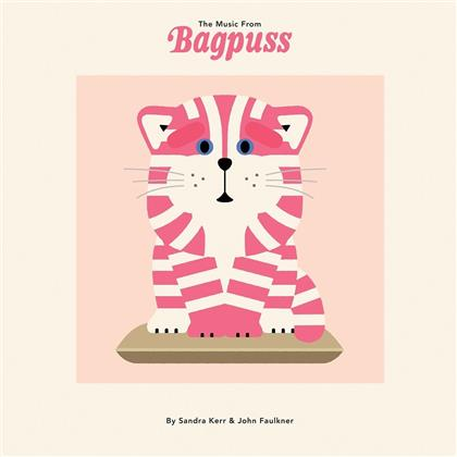 Sandra Kerr & John Faulkner - The Music From Bagpuss (LP)