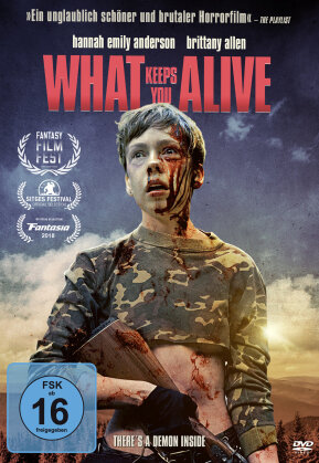 What Keeps You Alive (2018)