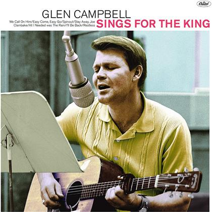 Glen Campbell - Glen Sings For The King (LP)