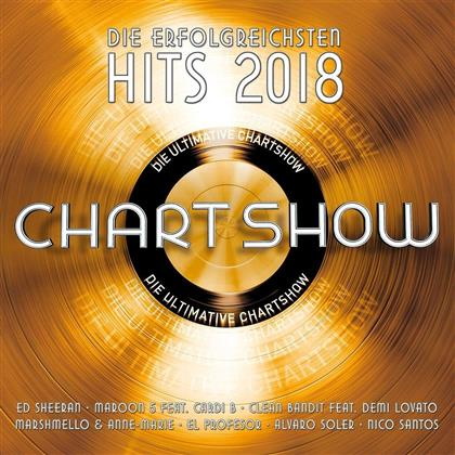 Die Ultimative Chartshow - Hits 2018 (2 CDs)