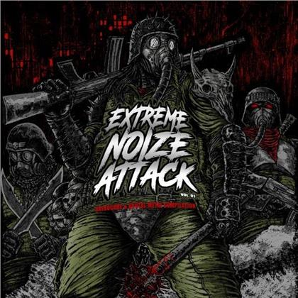 Extreme Noize Attack Vol. 1 (LP)
